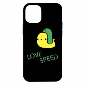 iPhone 12 Mini Case Love speed