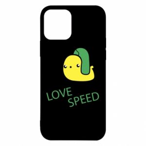 iPhone 12/12 Pro Case Love speed