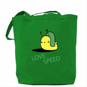 Bag Love speed
