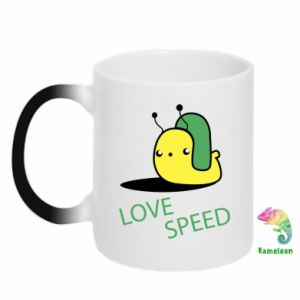 Magic mugs Love speed