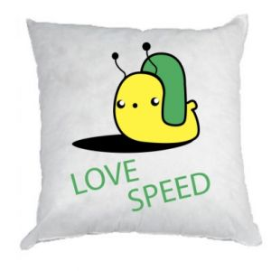 Pillow Love speed