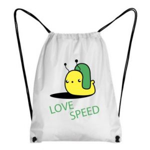 Backpack-bag Love speed
