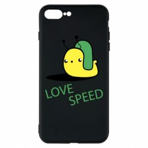 iPhone 7 Plus case Love speed