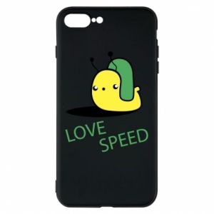 iPhone 8 Plus Case Love speed