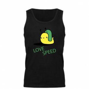 Męska koszulka Love speed