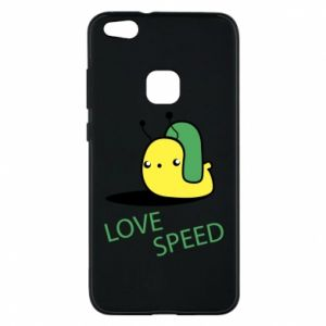 Huawei P10 Lite Case Love speed