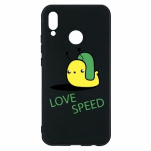 Huawei P20 Lite Case Love speed