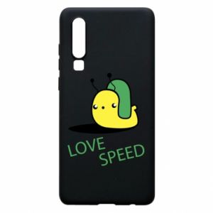 Huawei P30 Case Love speed