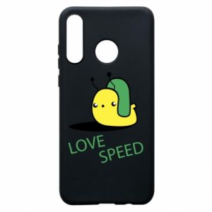 Huawei P30 Lite Case Love speed