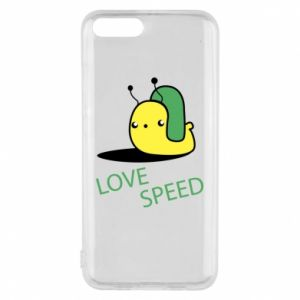 Xiaomi Mi6 Case Love speed