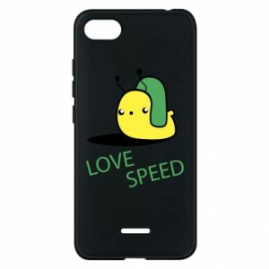 Xiaomi Redmi 6A Case Love speed