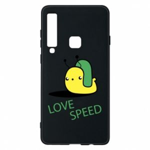 Samsung A9 2018 Case Love speed