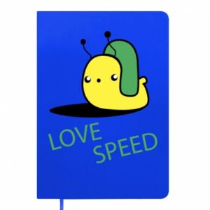 Notepad Love speed