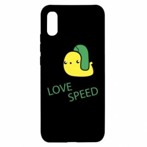 Xiaomi Redmi 9a Case Love speed