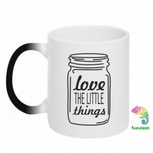 Kubek-kameleon Love the little things