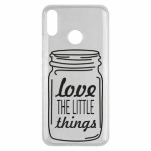 Etui na Huawei Y9 2019 Love the little things