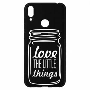 Etui na Huawei Y7 2019 Love the little things