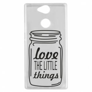 Etui na Sony Xperia XA2 Love the little things