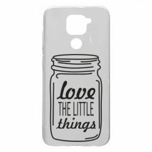 Etui na Xiaomi Redmi Note 9/Redmi 10X Love the little things