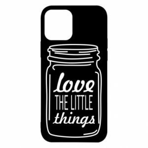 Etui na iPhone 12/12 Pro Love the little things