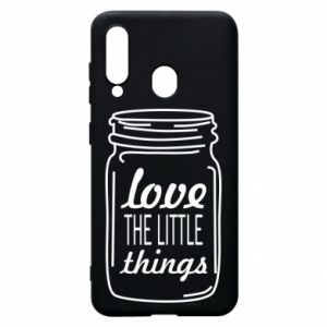 Etui na Samsung A60 Love the little things