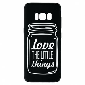 Etui na Samsung S8 Love the little things