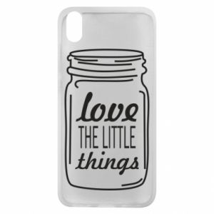 Etui na Xiaomi Redmi 7A Love the little things