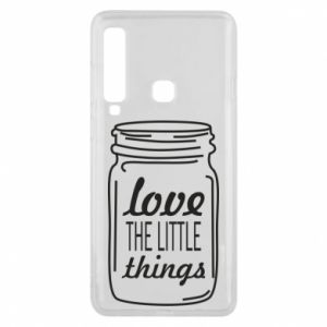 Etui na Samsung A9 2018 Love the little things
