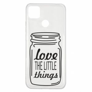 Etui na Xiaomi Redmi 9c Love the little things