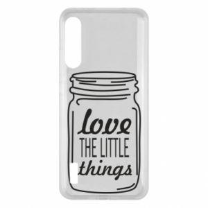 Etui na Xiaomi Mi A3 Love the little things