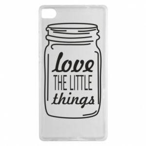 Etui na Huawei P8 Love the little things
