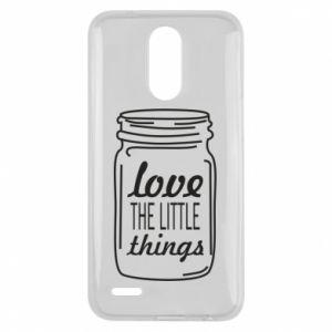 Etui na Lg K10 2017 Love the little things