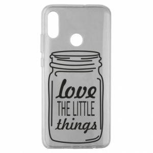 Etui na Huawei Honor 10 Lite Love the little things