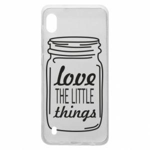 Etui na Samsung A10 Love the little things