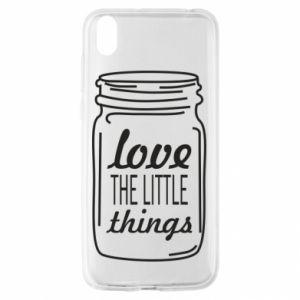 Etui na Huawei Y5 2019 Love the little things