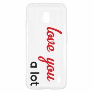 Etui na Nokia 2.2 Love you a lot