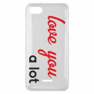 Etui na Xiaomi Redmi 6A Love you a lot