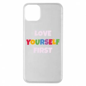 Etui na iPhone 11 Pro Max Love yourself first