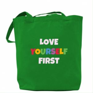 Torba Love yourself first
