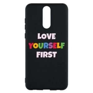 Etui na Huawei Mate 10 Lite Love yourself first