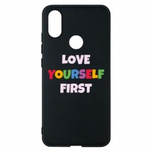 Etui na Xiaomi Mi A2 Love yourself first