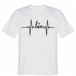 Koszulka Miłość i serce