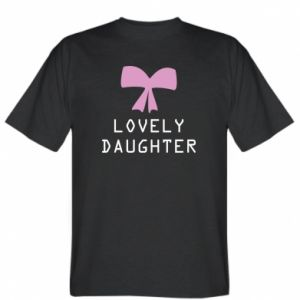 T-shirt Lovely daughter