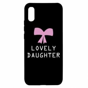 Xiaomi Redmi 9a Case Lovely daughter
