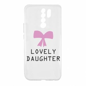 Xiaomi Redmi 9 Case Lovely daughter