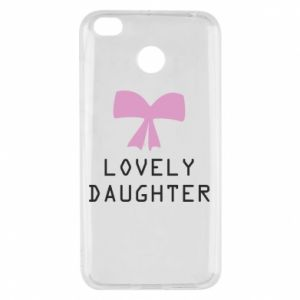 Xiaomi Redmi 4X Case Lovely daughter