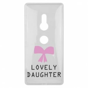 Sony Xperia XZ2 Case Lovely daughter