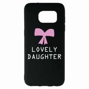 Samsung S7 EDGE Case Lovely daughter