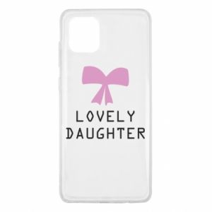 Samsung Note 10 Lite Case Lovely daughter