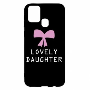 Samsung M31 Case Lovely daughter